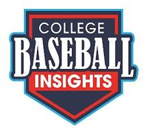 COLLEGE BASEBALL INSIGHTS