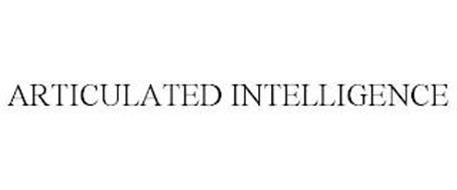ARTICULATED INTELLIGENCE
