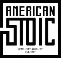 AMERICAN STOIC SIMPLICITY. QUALITY. EST. 2017