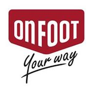 ONFOOT YOUR WAY