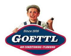 SINCE 1939 GOETTL AIR CONDITIONING · PLUMBING