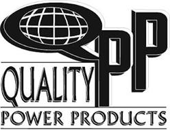 QPP QUALITY POWER PRODUCTS
