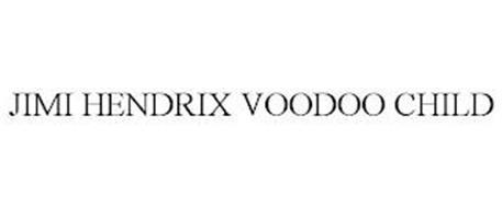 JIMI HENDRIX VOODOO CHILD