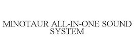 MINOTAUR ALL-IN-ONE SOUND SYSTEM