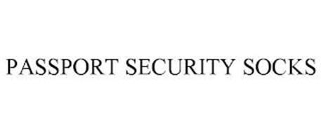 PASSPORT SECURITY SOCKS