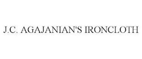 J.C. AGAJANIAN'S IRONCLOTH