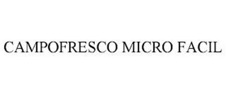 CAMPOFRESCO MICRO FACIL
