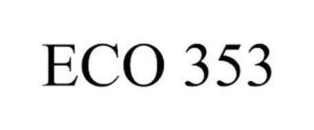 ECO 353