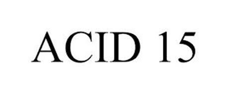 ACID 15