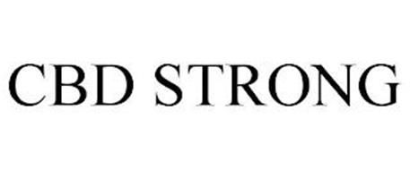 CBD STRONG