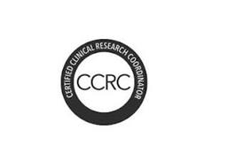 CERTIFIED CLINICAL RESEARCH COORDINATORCCRC