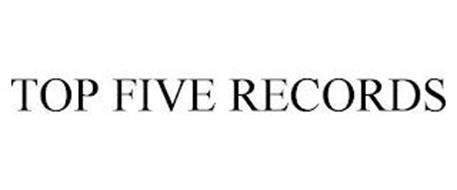 TOP FIVE RECORDS