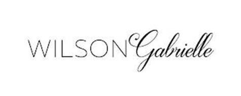 WILSON GABRIELLE