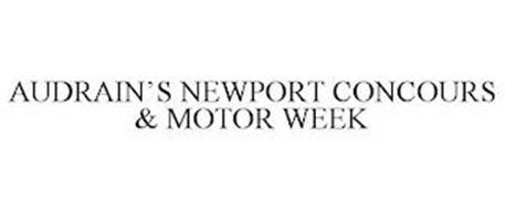 AUDRAIN'S NEWPORT CONCOURS MOTOR WEEK