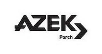 AZEK PORCH