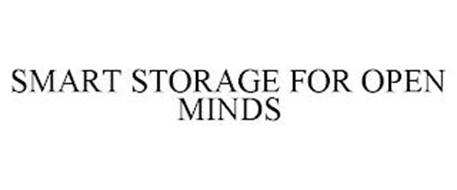 SMART STORAGE FOR OPEN MINDS