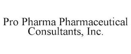 PRO PHARMA PHARMACEUTICAL CONSULTANTS, INC.
