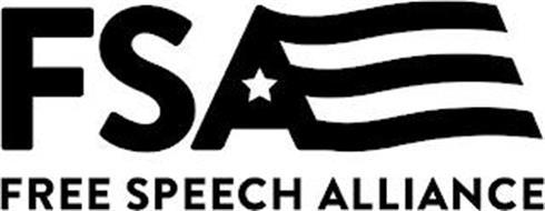 FSA FREE SPEECH ALLIANCE