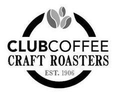 CLUB COFFEE CRAFT ROASTERS EST. 1906