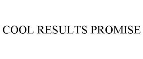 COOL RESULTS PROMISE