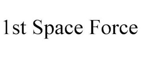 1ST SPACE FORCE