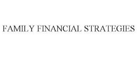 FAMILY FINANCIAL STRATEGIES