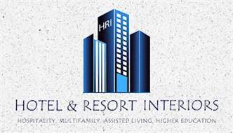 HRI HOTEL & RESORT INTERIORS HOSPITALITY, MULTIFAMILY, ASSISTED LIVING, HIGHER EDUCATION