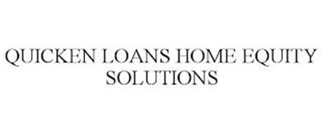 QUICKEN LOANS HOME EQUITY SOLUTIONS