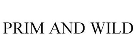 PRIM AND WILD