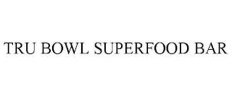 TRU BOWL SUPERFOOD BAR