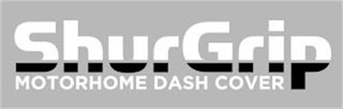 SHURGRIP MOTORHOME DASH COVER