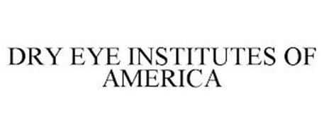 DRY EYE INSTITUTES OF AMERICA