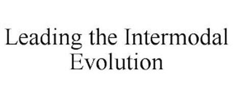 LEADING THE INTERMODAL EVOLUTION