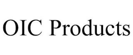 OIC PRODUCTS