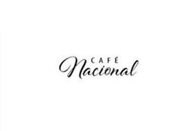 CAFÉ NACIONAL