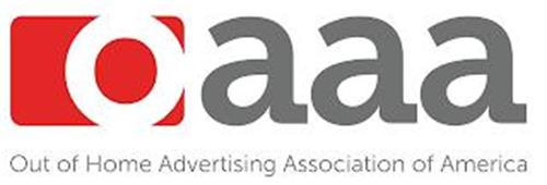 OAAA OUT OF HOME ADVERTISING ASSOCIATION OF AMERICA