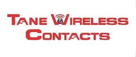 TANE WIRELESS CONTACTS