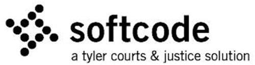 SOFTCODE A TYLER COURTS & JUSTICE SOLUTION