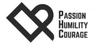 PASSION HUMILITY COURAGE