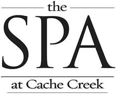 THE SPA AT CACHE CREEK