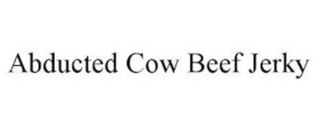 ABDUCTED COW BEEF JERKY