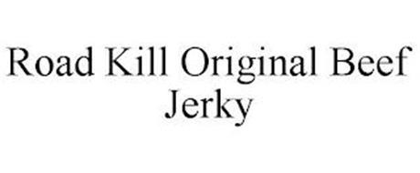 ROAD KILL ORIGINAL BEEF JERKY