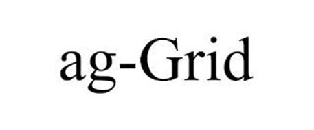 AG-GRID