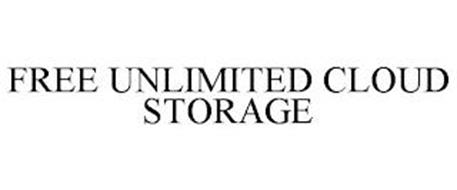 FREE UNLIMITED CLOUD STORAGE*