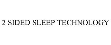 2 SIDED SLEEP TECHNOLOGY