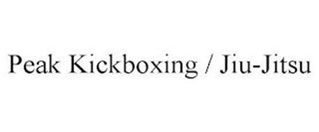 PEAK KICKBOXING / JIU-JITSU