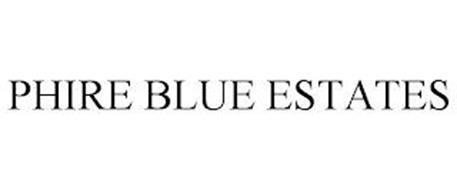 PHIRE BLUE ESTATES