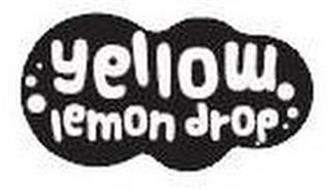 YELLOW LEMON DROP