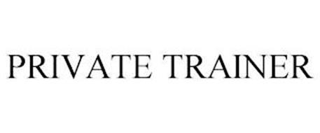 PRIVATE TRAINER