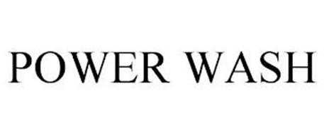 POWER WASH